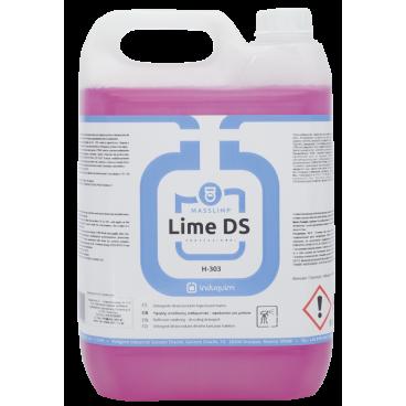 Masslimp Lime Ds detergent do usuwania kamienia z łazienki 1l