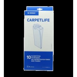 Worki do odkurzacza CARPETLIFE 370 10 szt.