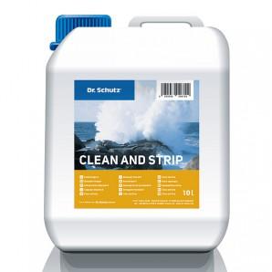 Środek do czyszczenia gruntownego - Profi Grunt Czyszczący Dr. Schutz 10 L
