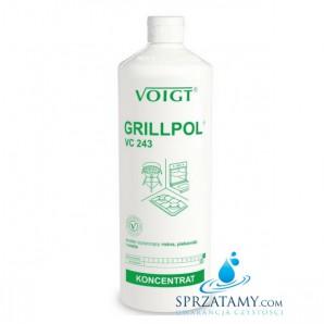 Płyn o silnym działaniu do usuwania tłustych zabrudzeń - Voigt Grillpol VC 243