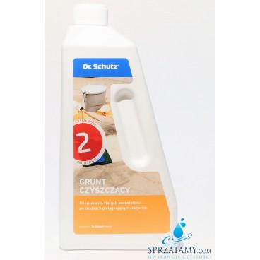 Płyn do czyszczenia podłóg z PCV , linoleum - Grunt czyszczący Dr. Schutz