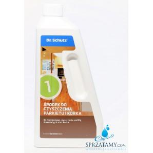 Płyn do codziennego czyszczenia parkietu i korka - Dr. Schutz