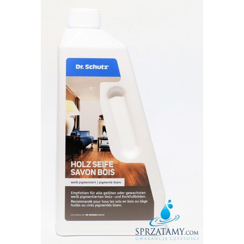 Płyn Czyszczący do Podłóg Olejowanych BIAŁY - Dr. Schutz