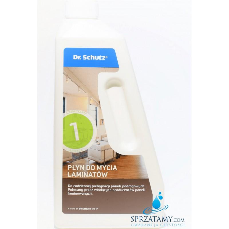 Płyn do mycia podłóg za paneli - Płyn do Mycia Laminatów Dr. Schutz