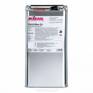 Produkt do usuwania wosku, bezzapachowy 5l Kiehl Wax-Ex