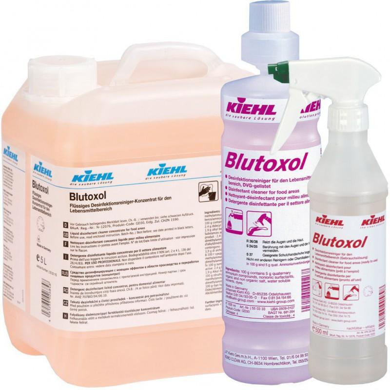 Płyn do mycia i dezynfekcji dla obszaru spożywczego Kiehl Blutoxol