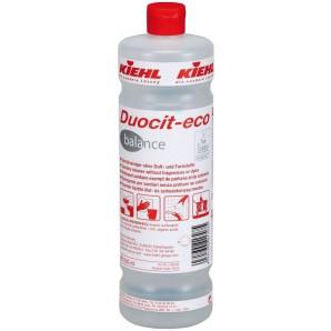 Płyn do mycia sanitariatów (wolny od barwników i zapachu) Kiehl Duocit Eco Balance