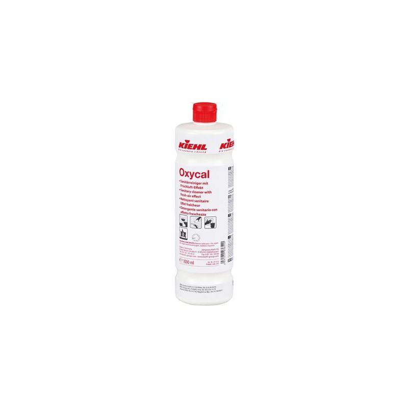 Płyn do mycia sanitariatów z efektem świeżości Kiehl 1l Oxycal