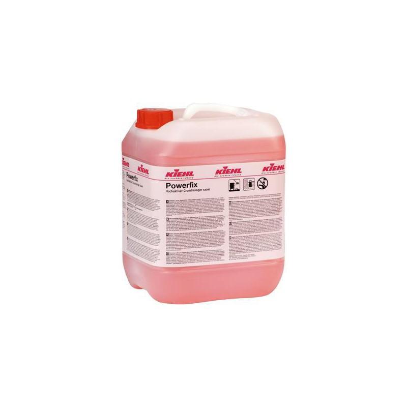 Bardzo aktywny płyn do mycia gruntownego na bazie kwasu 10l Kiehl Powerfix