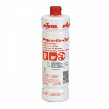 Płyn do mycia WC o silnym działaniu Kiehl 1l Powerfix Gel
