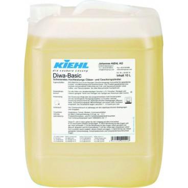 Delikatny płyn do mycia naczyń zwykłych i szarych Diwa Basic 5l Kiehl