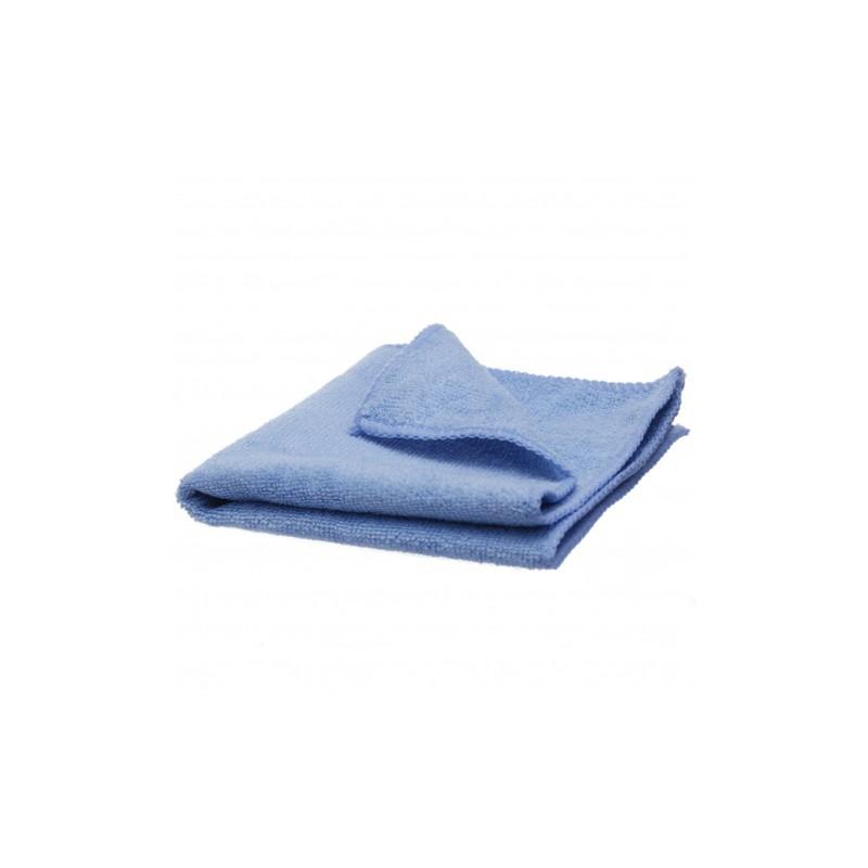Ręcznik z mikrofibry 40x40cm, 500g/m2 niebieska