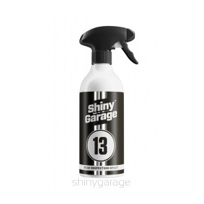 Shiny Garage - Scan Inspection Spray