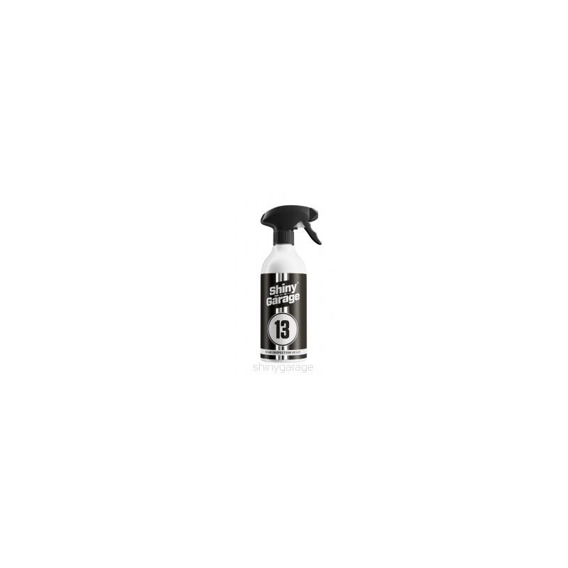 Shiny Garage - Scan Inspection Spray