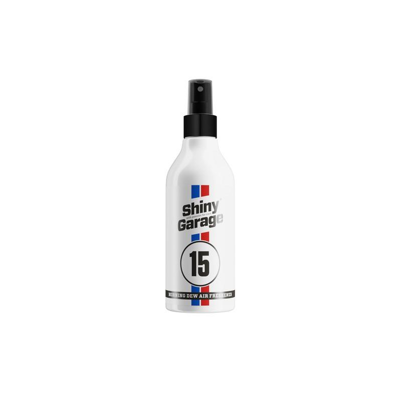 Shiny Garage - wnętrze - Morning Dew Air Freshener 250ml