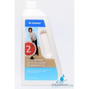 Płyn do prania wykładzin - Koncentrat do Wykładzin Dywanowych Dr. Schutz