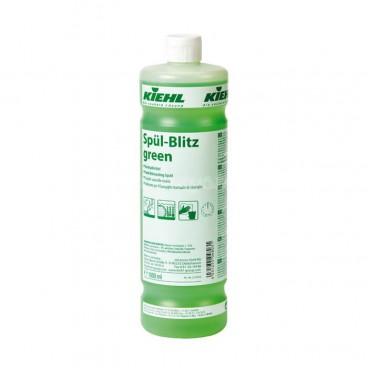 Nabłyszczający płyn do ręcznego mycia naczyń Spul Blitz green Kiehl