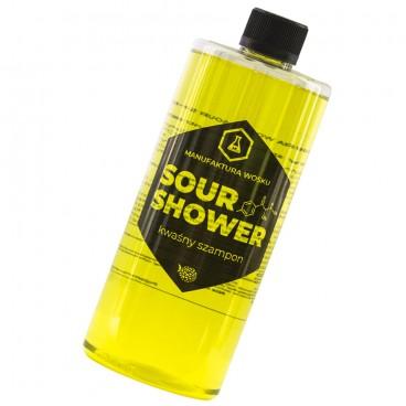 Manufaktura Wosku - Sour Shower - kwaśny szampon 1l